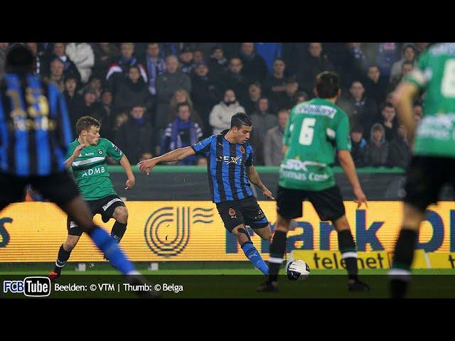 2011-2012 - Jupiler Pro League - 14. Club Brugge - Cercle Brugge 1-0