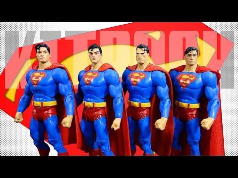Superfriends DC Superfriends Multiverse Superman Action Figure