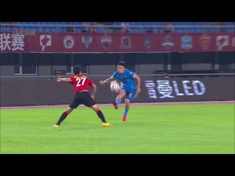 2018 CHA League one   Round 14   Liaoning FC vs Zhejiang Yiteng FC