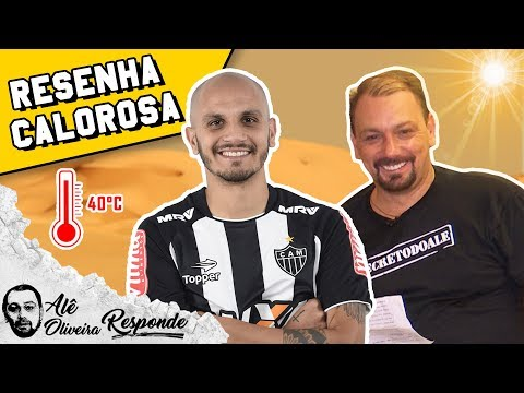 FÁBIO SANTOS É O CONVIDADO DO ALÊ OLIVEIRA RESPONDE #26