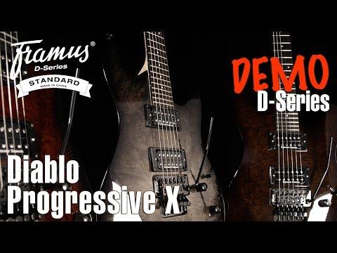 FRAMUS D-SERIES: DIABLO PROGRESSIVE X Demo