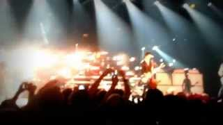 Green Day Encore ==== American Idiot, Jesus of Suburbia, Brutal Love ====