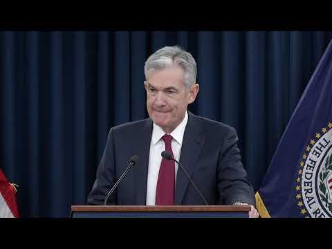 FOMC Press Conference December 19, 2018