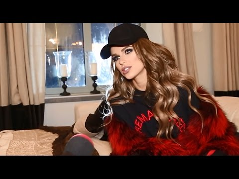 Репортаж со съемок клипа Ханны Без тебя я не могу (HOT NEWS, EUROPA PLUS TV, 02.12.2016)