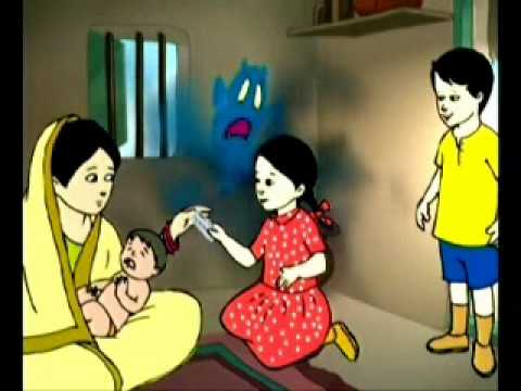 Baby Zinc commercial (4 of 4) - animated.wmv