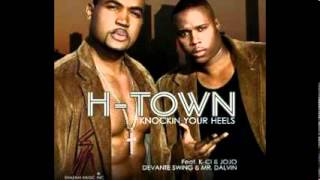 H-Town Ft. Jodeci & Pretty Ricky- Knockin