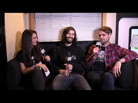 Interview with Real Friends