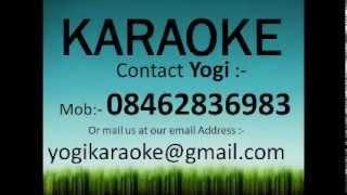 Aakhir tumhe aana hai karaoke track