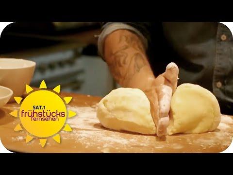 Perfekt für Weihnachten: Kartoffelklöße - REZEPT | SAT.1 Frühstücksfernsehen