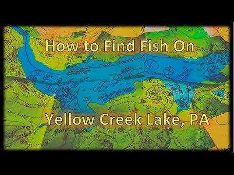 Guide To Fishing Yellow Creek Lake In Pennsylvania