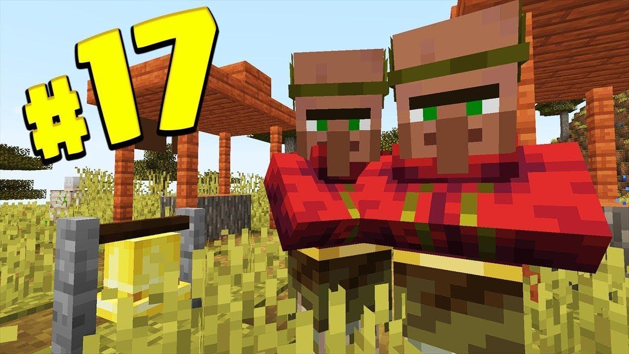 Minecraft. Выживание. Часть 17. - YouTube