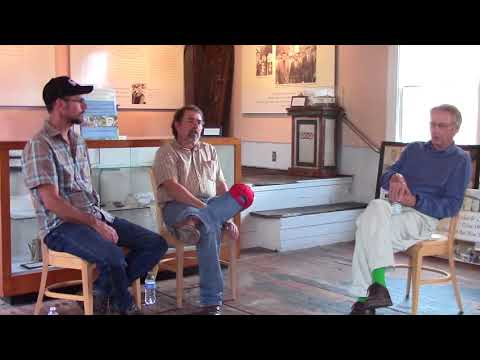 Historic Chat-Greg Galbreath, Mac Traynham, and Tom Sherman