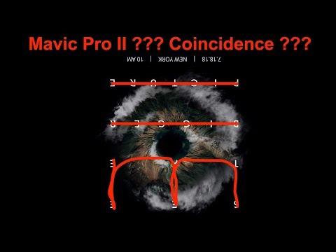 Mavic Pro II hint hidden in DJI's announcement. Coincidence or not?