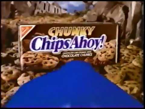 Chunky Chips Ahoy  Got It All Commercial 1993 director Roger Donaldson
