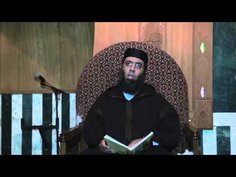 شرح الرسالة :باب سجود القرآن