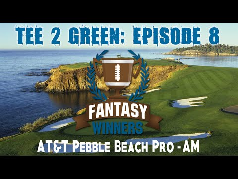 Daily Fantasy Golf Strategy in the 2016 AT&T Pebble Beach Pro-AM