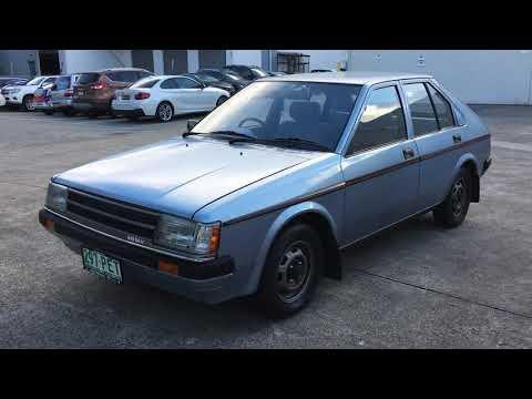 1982 Nissan Datsun Pulsar N12
