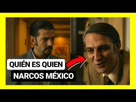 ¿Quién es quien? NARCOS MÉXICO temporada 1