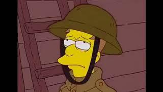 The Simpsons - Grandpa in World War 1 Reupload (S14Ep07)