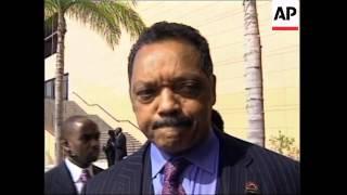 OJ Simpson, Michael Jackson Attend Lawyer's Funeral