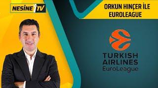 Orkun Hınçer   EuroLeague Bilgileri