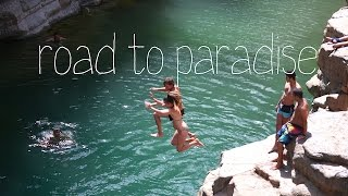 Travel Vlog: THE ROAD TO PARADISE (Morocco)