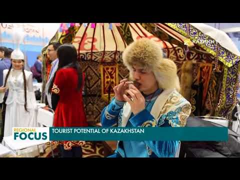 Kazakhstan is becoming an attractive tourist destination