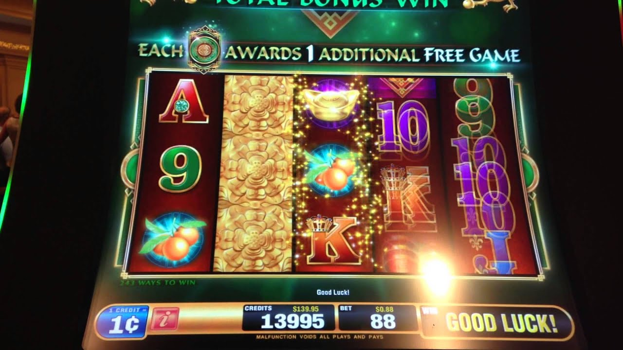 Fu Dao Le Slot Machine Bonus Huge Big Win Youtube