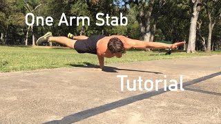 One Arm Elbow Lever Tutorial