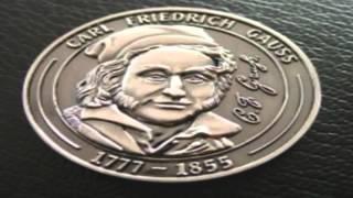 Biografía de Carl Friedrich Gauss.
