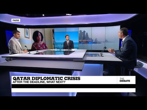 THE DEBATE - Qatar Diplomatic Crisis: Now the deadline has p
