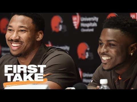 2017 NFL Draft: Biggest Winners And Losers | First Take | May 1, 2017