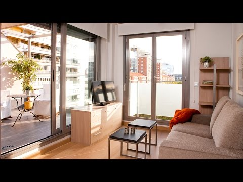Proinca nuevo edificio en azca madrid alquiler de pisos y apartamentos youtube - Apartamentos alquiler madrid baratos ...