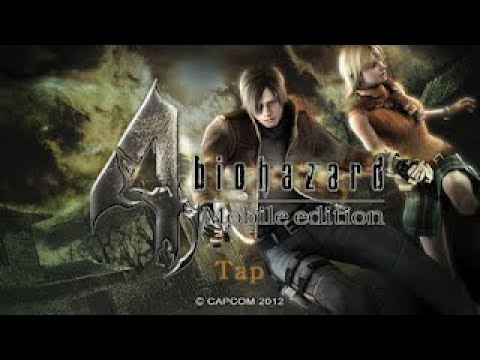Resident evil 4 mod full unlimited android apk