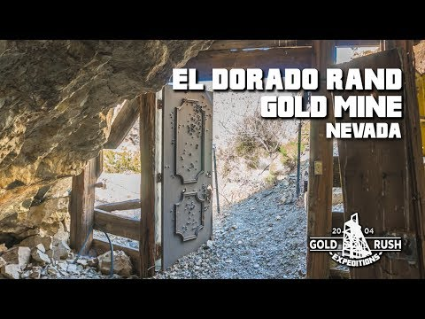 El Dorado Rand Gold Mining Claim - Nevada - 2017
