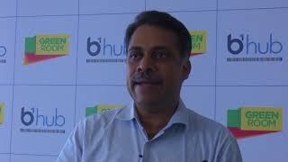 Dr. Saji Gopinath, CEO Kerala Startup Mission on B'hub