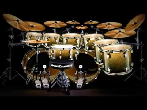 Metallica - Bad Seed - Virtual Drumming cover