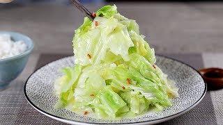 【1mintips】懂絕招,連高麗菜都能燙出人間美味!六大國民蔬菜,簡單水煮打敗大火快炒!!