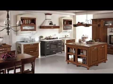 Cucina Lube Classica Modello Veronica Youtube