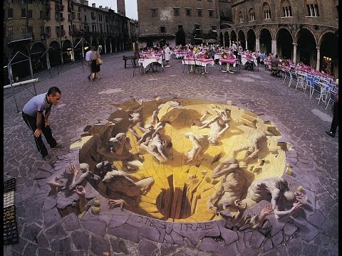 GESSO - The Art Of Street Painting