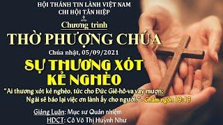 HTTL TÂN HIỆP - Chương Trình Thờ Phượng Chúa - 05/09/2021