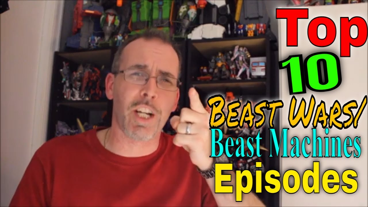 GotBot Counts Down: Top 10 Beast Wars / Beast Machines Episodes