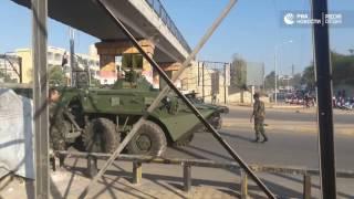 Террористы открыли огонь по жителям Алеппо, пожелавшим покинуть город