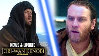 Obi Wan Kenobi Movie News & Update! (Star Wars News)
