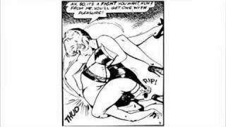 Gene Eneg Bilbrew Women Wrestling Catfight Comics