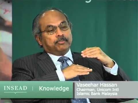 Vaseehar Hassan of Unicorn Int'l Islamic Bank on funding the 'real economy'