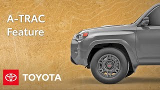 homepage tile video photo for Toyota Trucks and SUV Feature: A-TRAC | Toyota