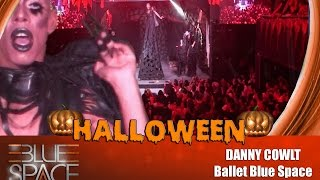 Blue Space Oficial - Halloween Party 2015 - Danny Cowlt e Ballet - 30.10.15