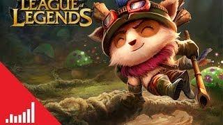 League of Legends : Teemo  Noxious Trap[TH]