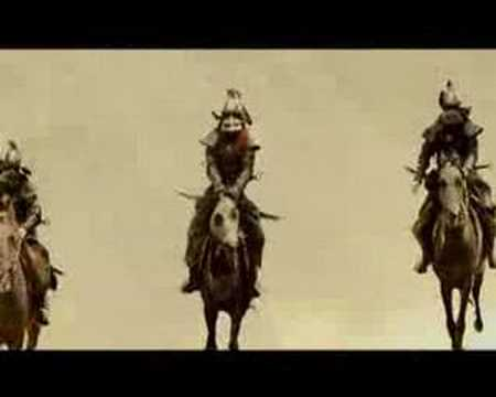 Mongol: The Rise to Power of Genghis Khan - UK trailer